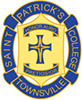 logo stpats - About